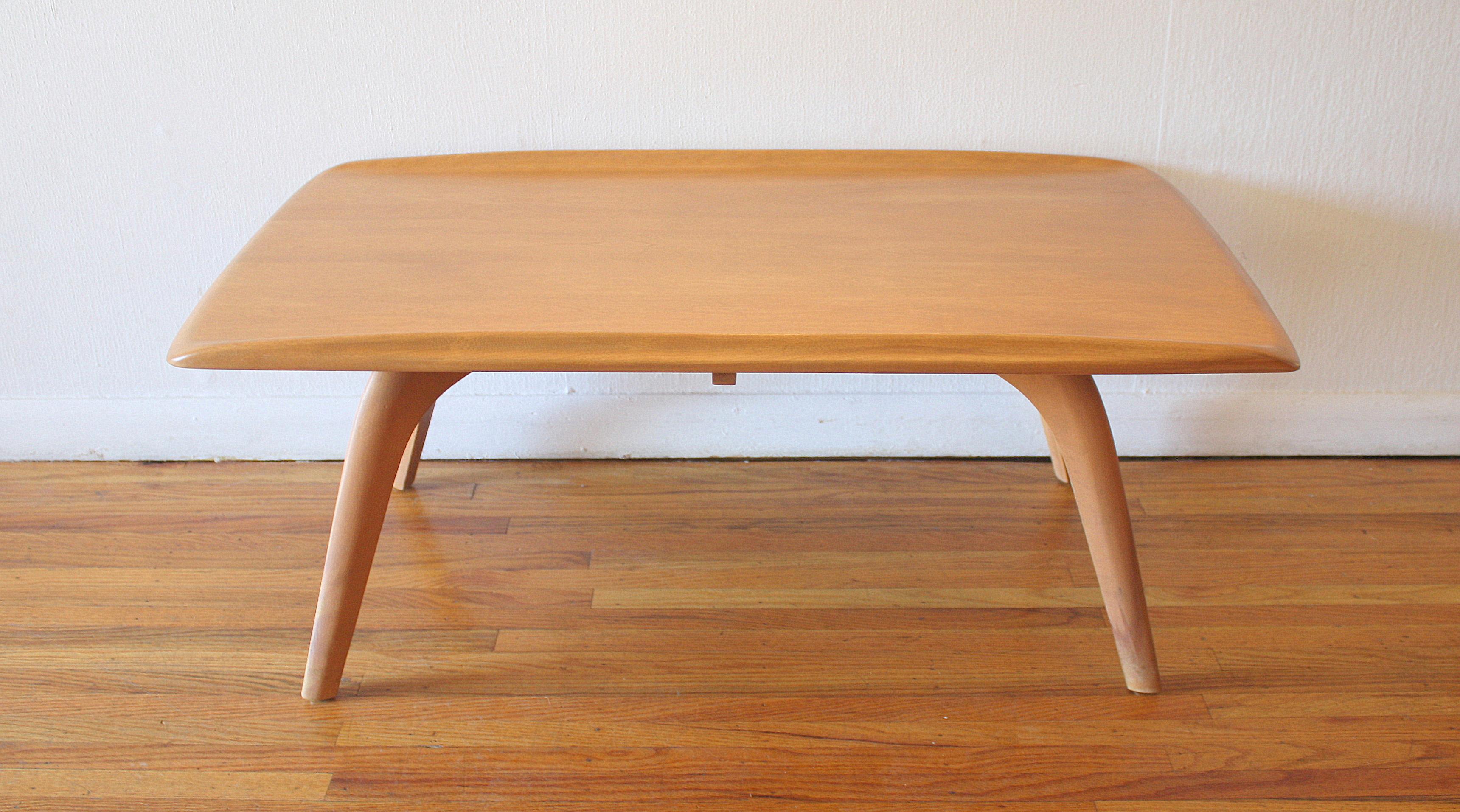 Heywood Wakefield coffee table 1