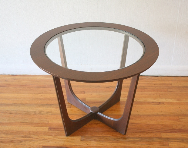 mcm round glass insert table 1