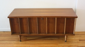 Lane cedar chest with concave edge 3