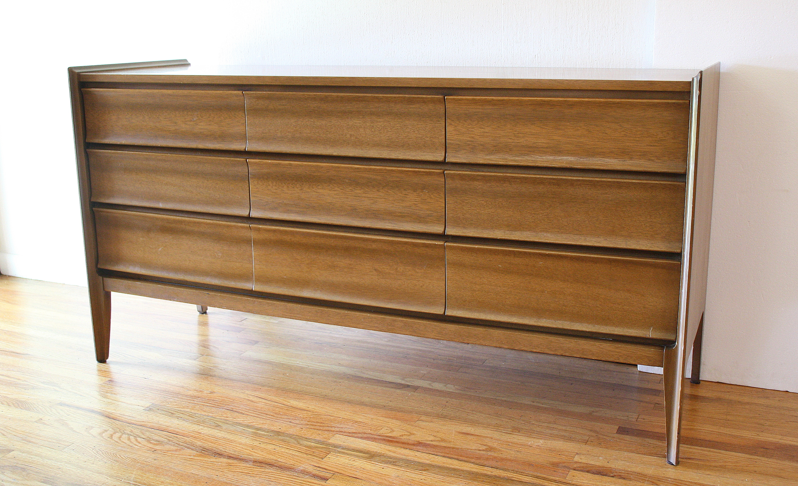 United streamlined low dresser credenza 2