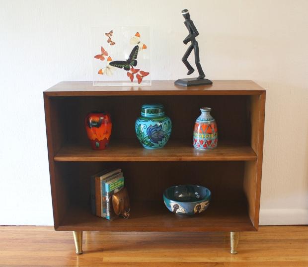 Mcm bookshelf with brass legs 3.JPG