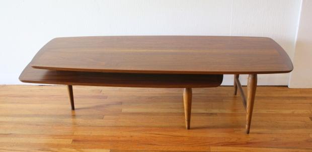Mcm boomerang coffee table 4