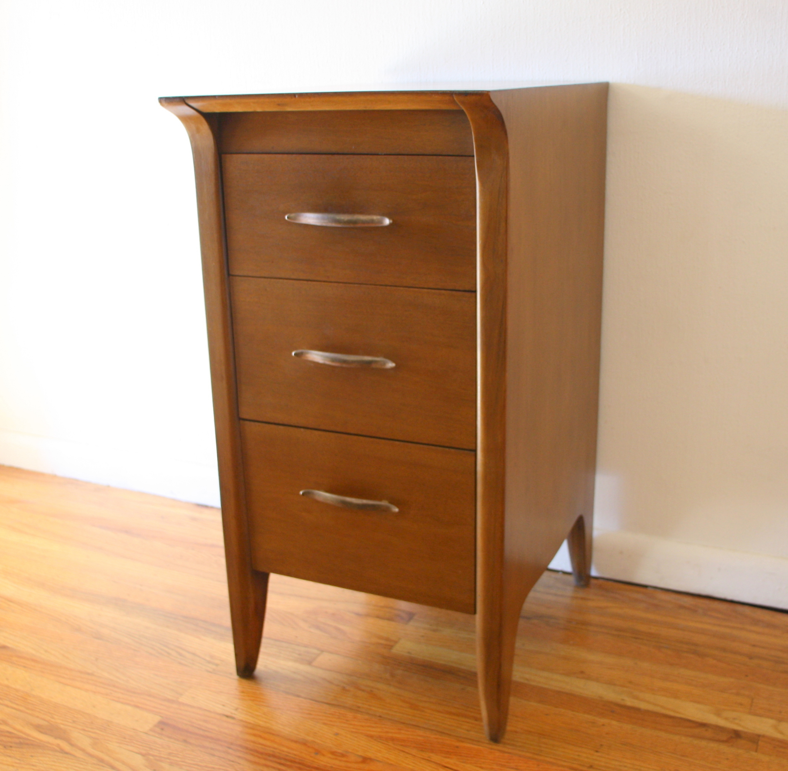Drexel Profile side end table nightstand 1