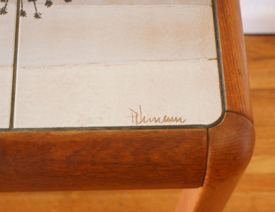 Poulsen console table 5