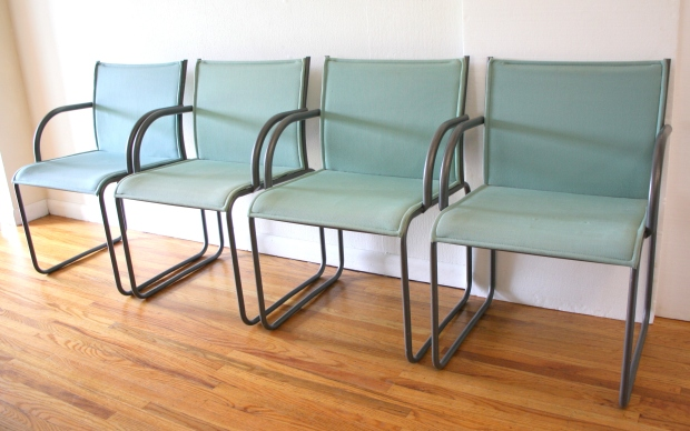 Knoll chairs 1