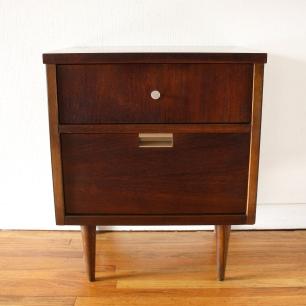 Bassett nightstand 1