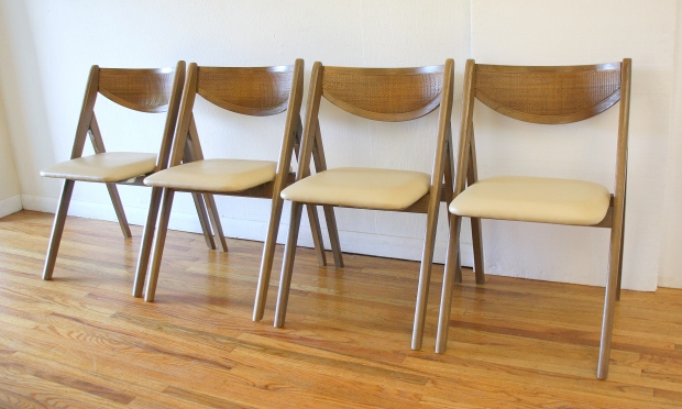 Mcm folding chairs 1