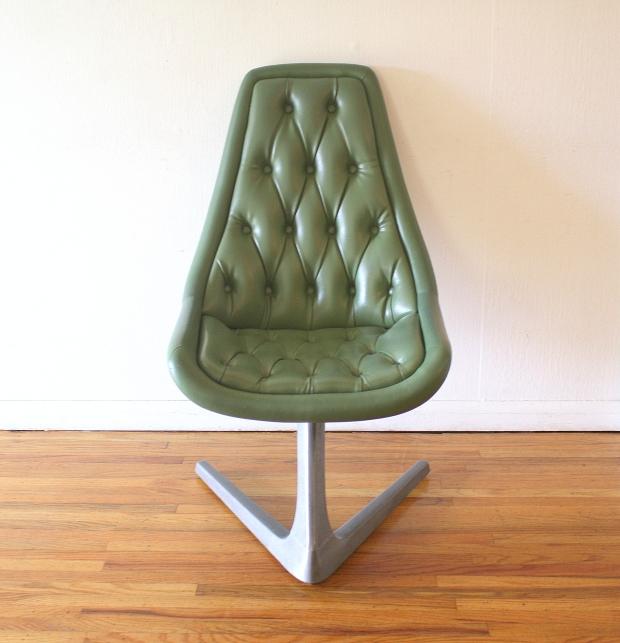 Chromcraft chair 1