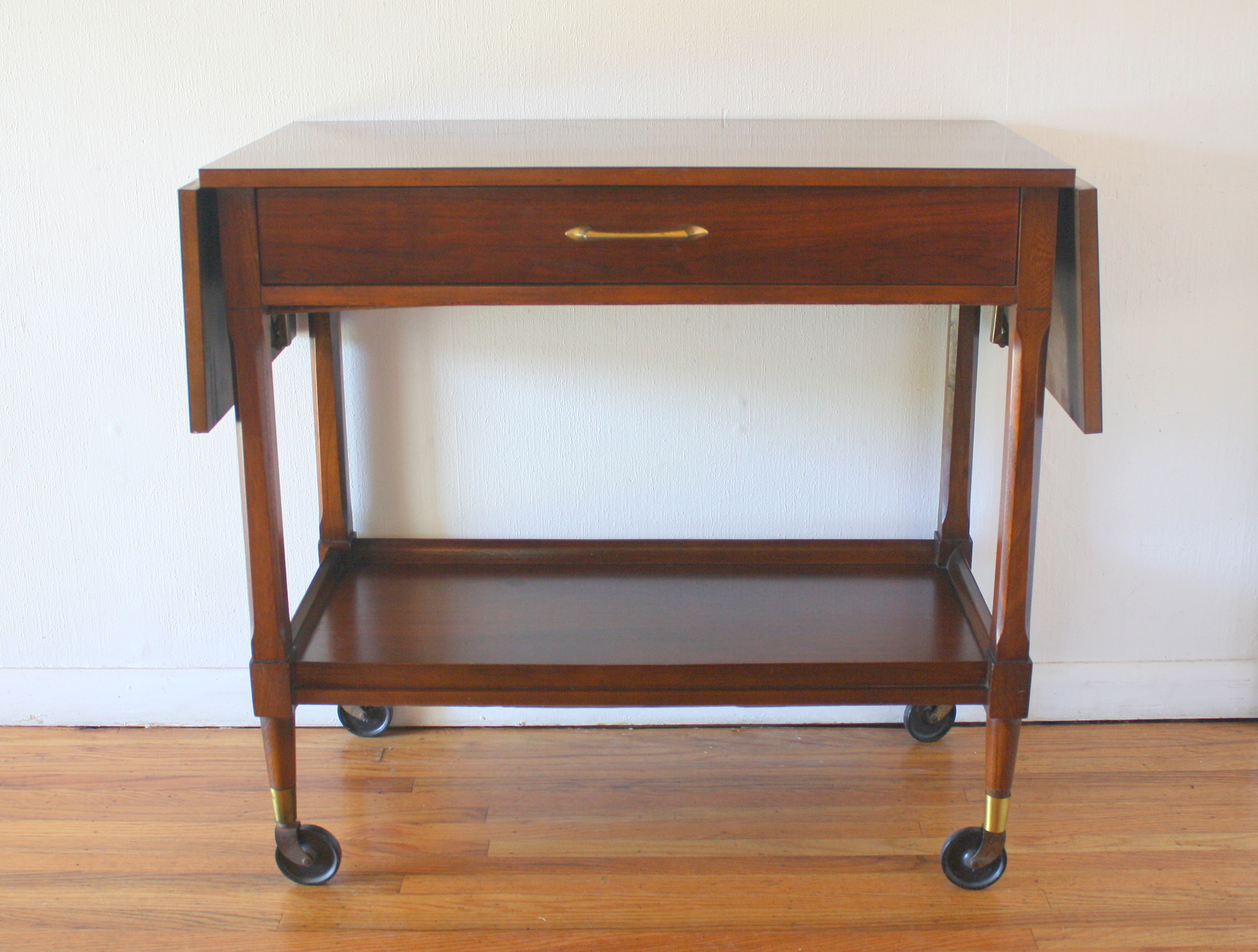 Mcm serving bar cart 3