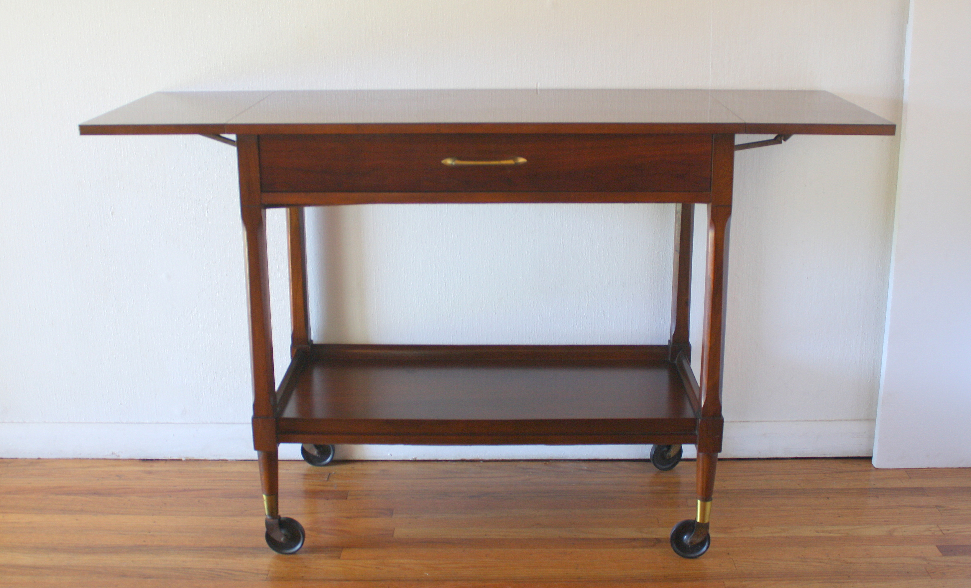 Mcm serving bar cart 4
