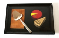 Couroc French cheese tray 1