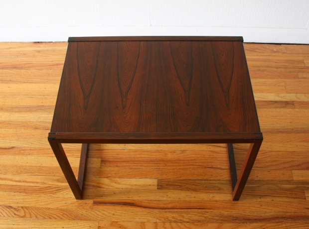 Kai Kristiansen rosewood table 1