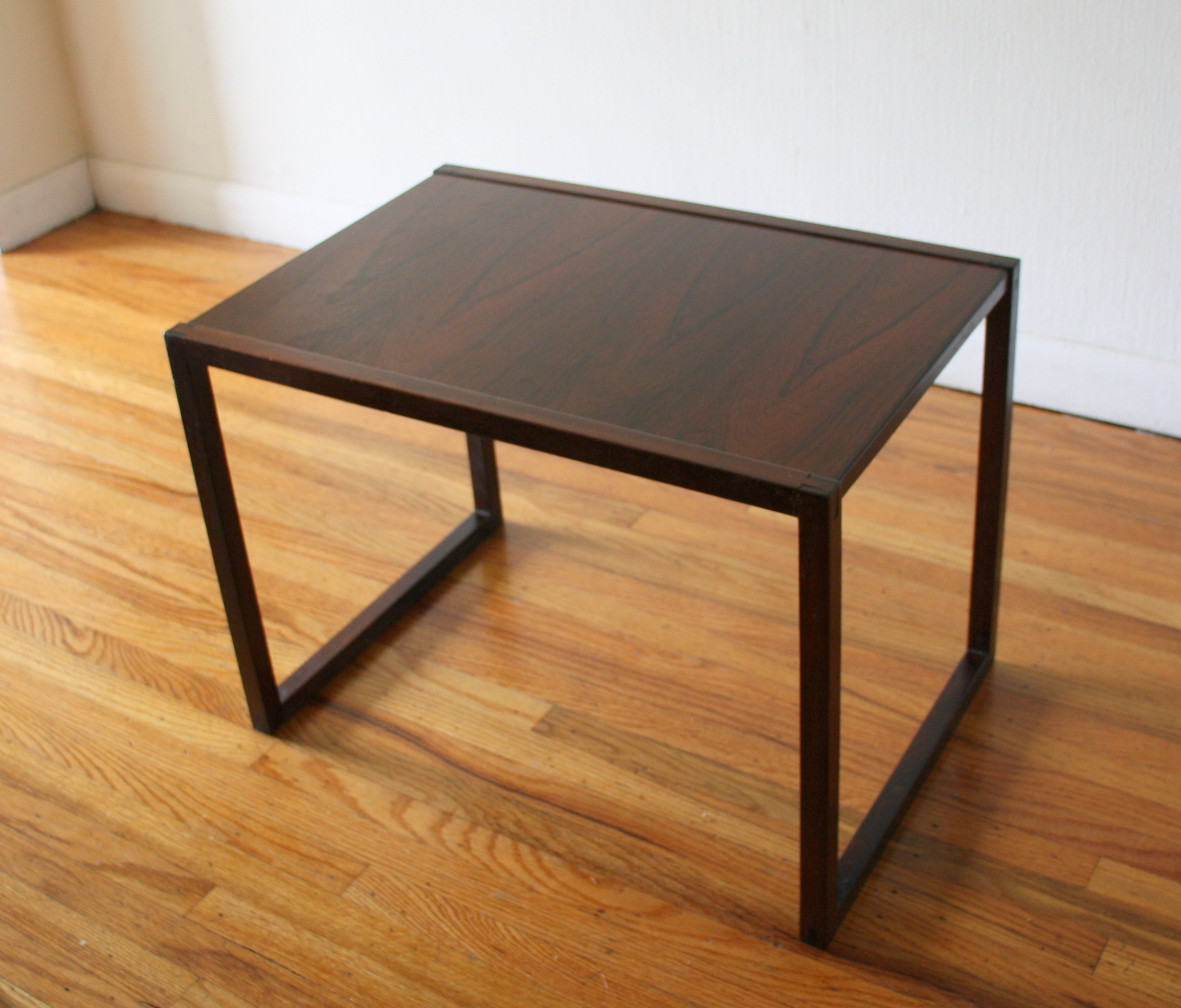Kai Kristiansen rosewood table 2