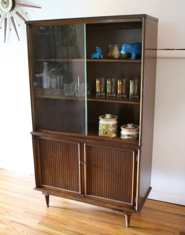 Mcm china cabinet hutch 3