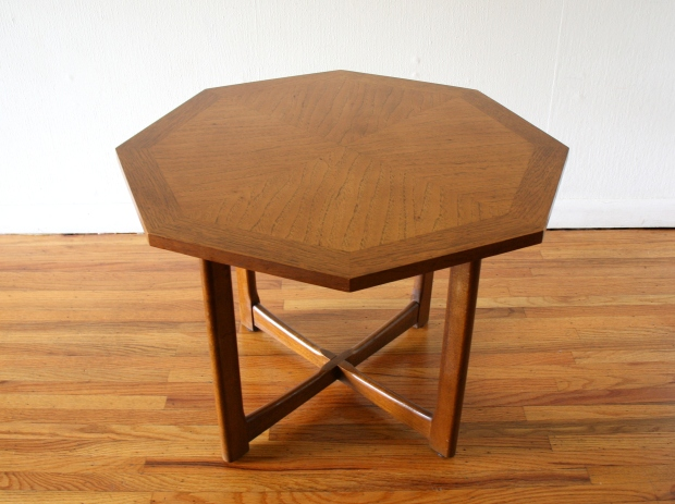 Mcm sunburst table with cross base 2